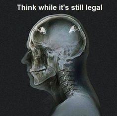 Think for yourself.