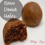 ... Vegan Doughnuts on Pinterest | Doughnut Holes, Raw Vegan and Donuts