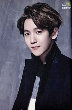 BAEKHYUN // 2015 Season's Greetings official calendar