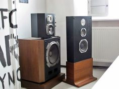 JBL L212 vs.Kenwood