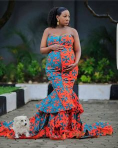 African Print Maternity Maxi Dress,African Print Maternity Gown,Maternity Photoshoot gown,Custom Maxi Dress For Pregnant Women,Maternity Gow Modern African Print Dresses, African Traditional Dresses, Latest African Fashion Dresses, Traditional Wedding Dresses, African Print Fashion, African Print Wedding Dress, Maternity Dresses For Photoshoot, Maternity Gowns, Maternity Fashion