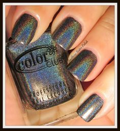 Beyond: Color Club Holo Hues 2013 Collection