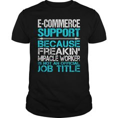 (Tshirt Discount Today) Awesome Tee For E-Commerce Support [Tshirt design] Hoodies, Funny Tee Shirts