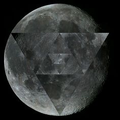 Moon Collage by Matěj Kašpar Jirásek