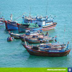 #royaldestination Venha descobrir conosco as belas e intrigantes paisagens da Ásia! Clique na imagem para procurar seu cruzeiro!
