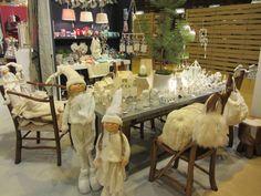 Decoración navideña. Feria de decoración e interiorismo en Giftrends Septiembre 2013
