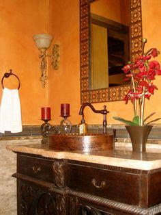 Custom Designed Bathroom By Gl Green Ociates In Las Cruces Nm