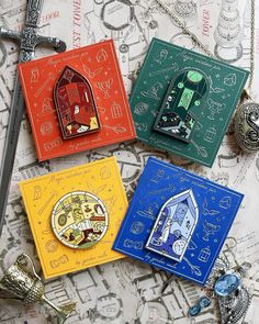 Harry Potter Artwork, Images Harry Potter, Harry Potter Love, Harry Potter Fandom, Harry Potter World, Ravenclaw, Chocolate Frog, Cute Stationary, Pin And Patches