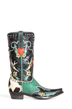 Midnight Cowboy Boot – pnooty