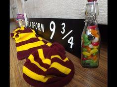 Harry Potter Diy, Diy Signs, Hogwarts, Platform, Homemade, Happy, Blog, Home Made, Blogging
