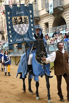 The Palio held in As