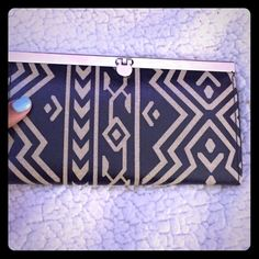 Tribal wallet Never been used Bags Clutches & Wristlets