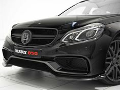 Mercedes-Benz E 63 AMG T-Model by #Brabus (850) #mbhess #mbcars #mbtuning