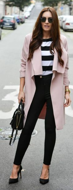 Pink Taylor Trench by Stylish ! thegoodbags.com Website For Discount michael kors bags. lowest price
