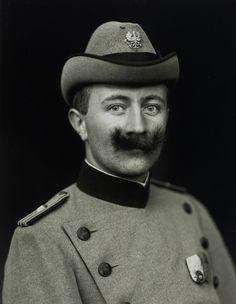 Förster, 1911-1914, photo: August Sander (1876-1964)