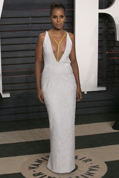 Kerry Washington | 46 Photos That Prove How Amazing Everybody Looked At The Oscars After-Parties