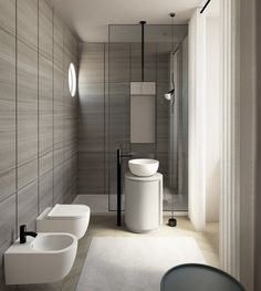 Arcadia by Ceramica Cielo: freestanding bathtubs and washbasins