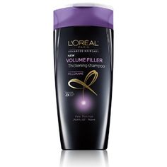 Advanced Haircare - Volume Filler Thickening Shampoo Family Size 25.4 oz $7.49