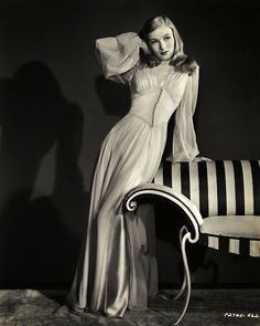 Veronica Lake, The Glass Key, 1943.