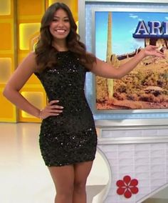 Beautiful Manuela Arbelaez. Air date 10/15/15