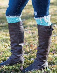"""Cute To Boot"" Leg Warmers"