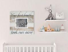 New Baby gift | Nursery Decor | 5 year Anniversary Gift | Newborn gift | Baby love frame | reclaimed wood 4 x 6 & 8 x 10 picture frame #BabyShowerFrame #HomeDecor #ReclaimedWood #PalletWood #PictureFrame #barnwood #RusticPictureFrame #whitewashed #NewBornBabyFrame #ShabbyChic Reclaimed Wood Picture Frames, Rustic Picture Frames, Love Frames, Picture Frame Sets, Picture On Wood, Frames On Wall, 10 Picture, Baby Shower Frame, 5 Year Anniversary Gift