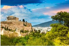 Athens, Greece   Where to Travel on a Budget in Europe