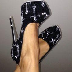 Women's Fashion High Heels :    ♥♥  - #HighHeels https://youfashion.net/shoes/high-heels/best-womens-high-heels-%e2%99%a5%e2%99%a5/