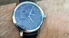 Zeitwinkel_273_saphir_fume_wrist - - ESCAPEMENT Magazine by Angus Davies - watch articles Fine Watches, Luxury Watches, Chronograph, Articles, Magazine, Stuff To Buy, Accessories, Clock Art, Sapphire