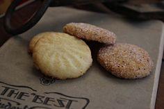 Galletas de mantequilla :: Máslové sušenky