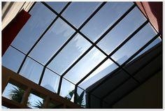 Sloped Glazed Roofs