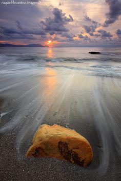 STRANDED SUN. by Raquel de Castro, via 500px