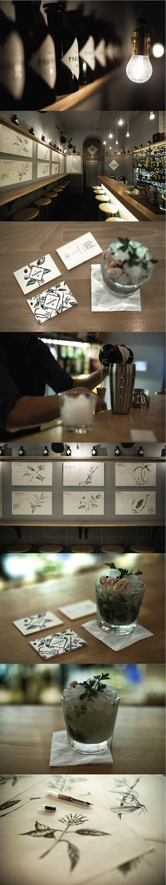 """Bar Pharma. A bar that looks exactly like an 1850's vintage apothecary. <a class=""""pintag"""" href=""""/explore/branding/"""" title=""""#branding explore Pinterest"""">#branding</a> (More design inspiration at <a href=""""http://www.aldenchong.com"""" rel=""""nofollow"""" target=""""_blank"""">www.aldenchong.com</a>)"""