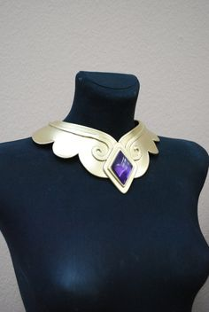 My little pony cosplay Elements of harmony necklaces by Nahmariell, $40.00