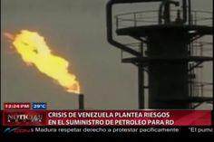 Crisis De Venezuela Genera Una Gran Problemática Con El Suministro De Petróleo En Santo Domingo