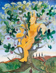 """The Yellow Man"" Pauline Bewick Artsy Fartsy, Irish, Artists, Yellow, Painting, Irish Language, Painting Art, Paintings, Ireland"