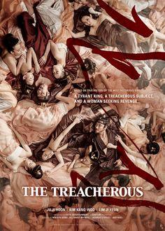 The Treacherous 2015 Bluray K-Movie