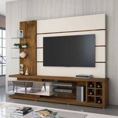 Glass Wall Unit – – Wall units – – – Anime pictures to hairstyles Tv Unit Decor, Tv Wall Decor, Tv Cabinet Design, Tv Wall Design, Modern Tv Wall Units, Modern Wall, Modern Tv Cabinet, Lcd Panel Design, Tv Wall Cabinets