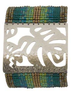 Tropical Beaded Bracelet
