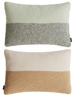 OYOY PEARL Cushion 40x60 peru mint - rokdoubledot