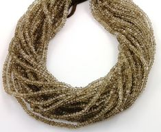 Natural ''NO TREATMENT'' African Zircon Micro by Beadspoint, $28.99