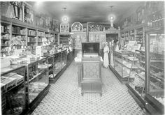 I want to open one of these -apothecary shop