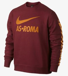 311518aae07 14-15 Roma Red Tracking Sweater Top Shirt