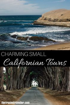 Santa Cruz and Pt Reyes Cypress tunnel - Exploring the Charm of Small Californian Towns - The Trusted Traveller