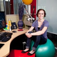 """Why do we need more women in computer science? """"We solve problems differently and have a unique approach to multitasking, juggling, and balancing skills sets,"""" suggests Googler Jerrica Jones, a 23-year-old software engineer. #WINS2012 www.wins2012.org"""