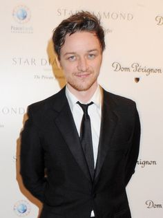 "James McAvoy attending EarthPeace Foundation charity event in London on Nov. 10, 2012. The foundation was founded by his ""The Last King of Scotland"" co-star Forest Whitaker, to help societies affected by conflicts and violence."