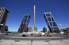 Plaza de Castilla, Madrid | Flickr - Photo Sharing!