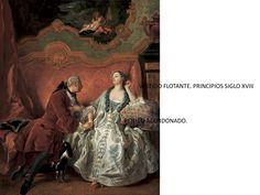 Traje femenino del Rococó