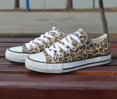 Leopard Converse…Yes, Please.
