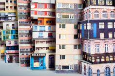 Upside Town | Mathilde Nivte